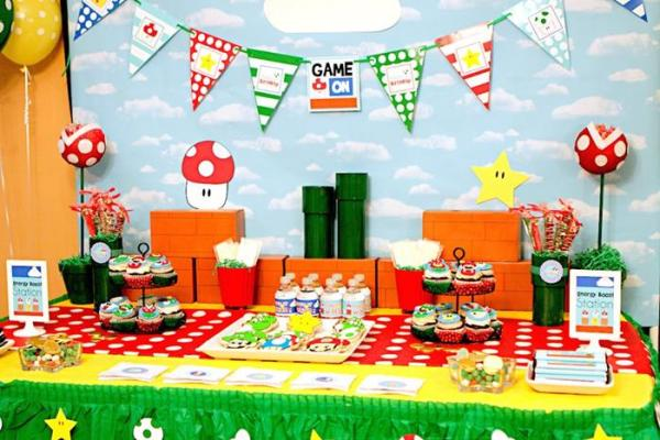 http://www.karaspartyideas.com/2013/05/mario-themed-gamer-party.html