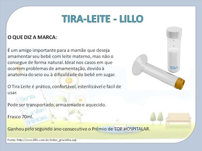 TIRA LEITE LILLO