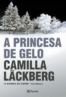 livro a princesa de gelo