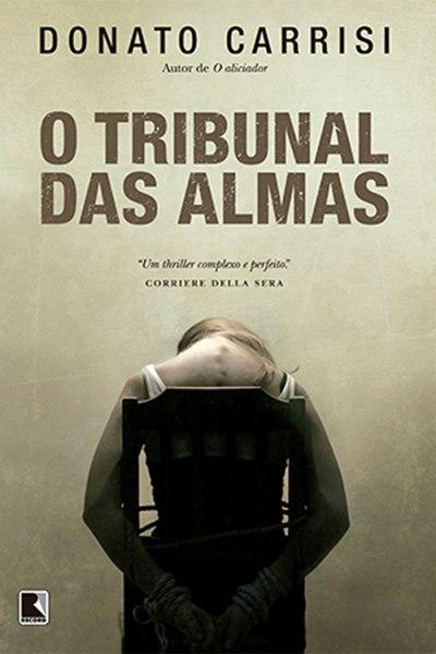livro tribunal das almas