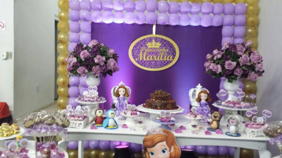 decoracao festa princesa sofia:FESTA DE 3 ANINHOS DA MARÍLIA! TEMA PRINCESA SOFIA!