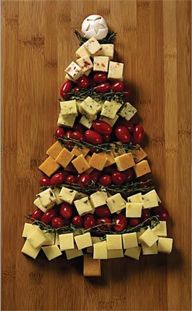 inspiração comida natal