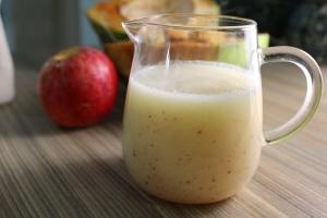 suco maçã