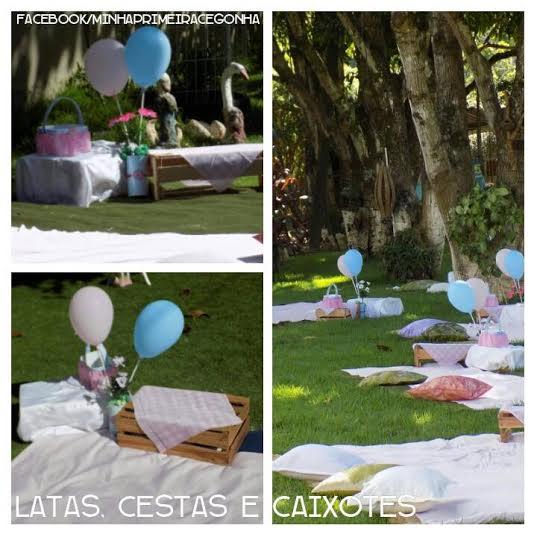 Estou apaixonada com essa festa!!!