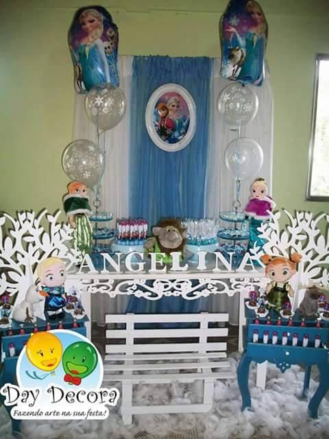 festa frozen daiana 3
